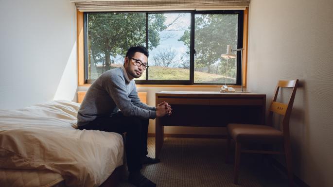 فومیو ساساکی - مینیمالیست ژاپنی